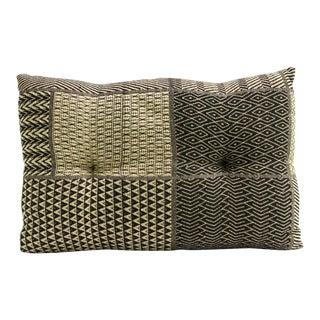 Tribal Patchwork Handloom Pillow