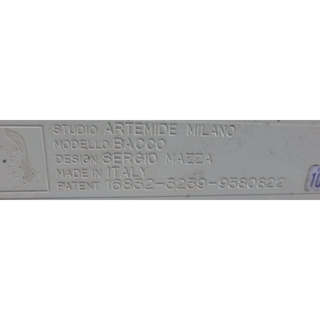 Image of Artemide Sergio Mazza Bacco Bar Cart