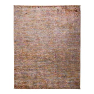 Vibrance, Hand Knotted Area Rug - 8' X 9'10""