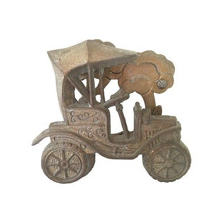 Antique Car Door Knocker