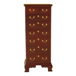 Councill Craftsmen Mahogany Lingerie Chest