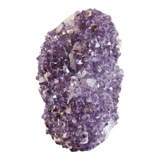 Natural Amethyst Blossom Mound