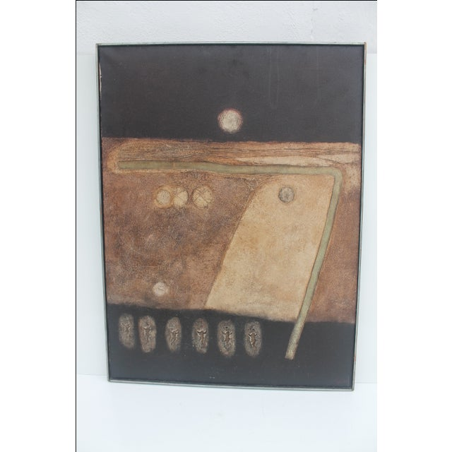 "Denyll Darius ""Soul Birds"" Painting - Image 9 of 11"