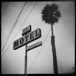 """Surf Motel"" Photograph by Daniel Grant"