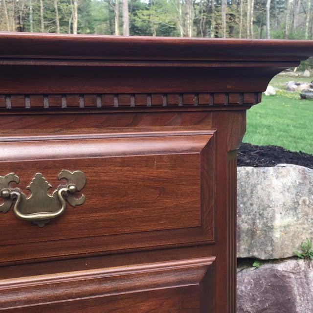 Pennsylvania House Tall Cherry Dresser Chairish