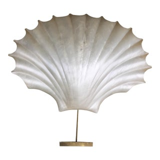 Rougier Vintage Large Shell Sconce
