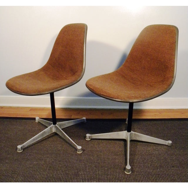Vintage Mid-Century Herman Miller Chairs - A Pair - Image 8 of 9