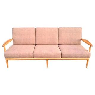 Conant Ball Mid-Century Pink Sofa