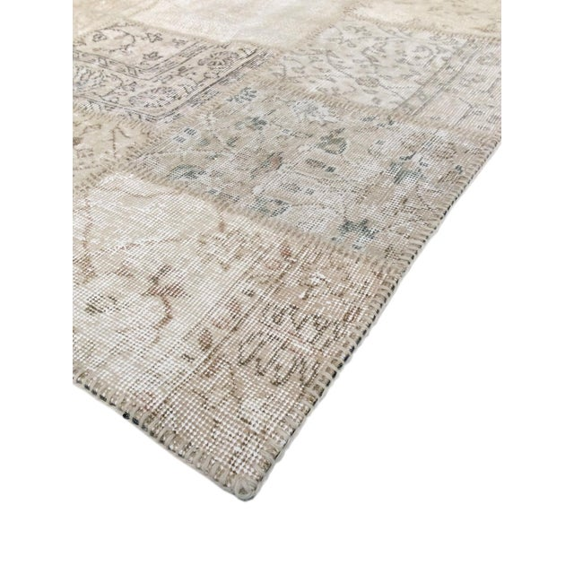 "Image of Pasargad Patchwork Collection Rug - 5'1"" X 8'0"""