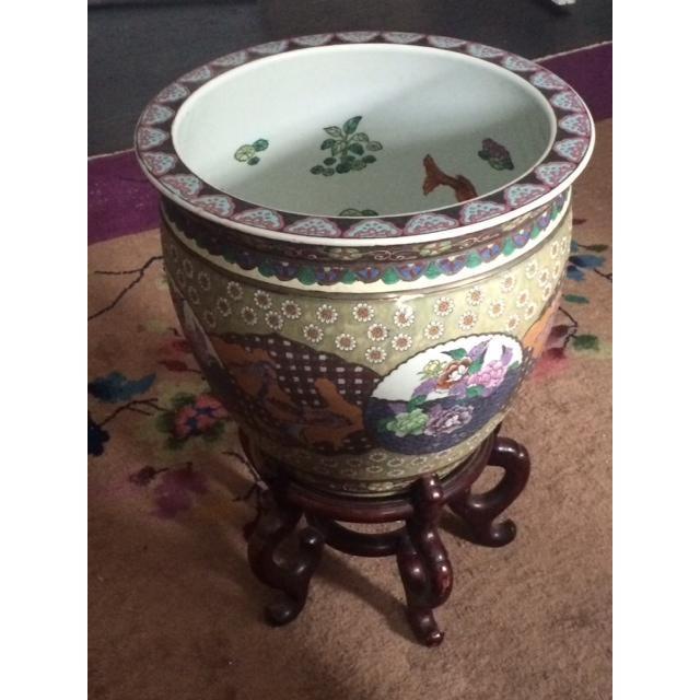 Koi Fish Bowls - Pair - Image 2 of 7