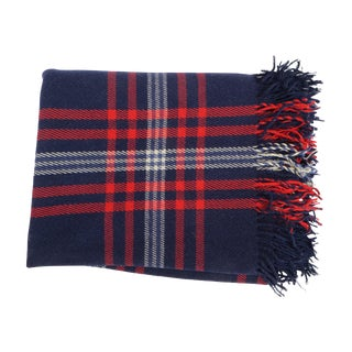 Pendleton Cayuse Red & Navy Blanket