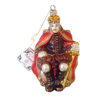 Kurt Adler Polonaise King Ornament