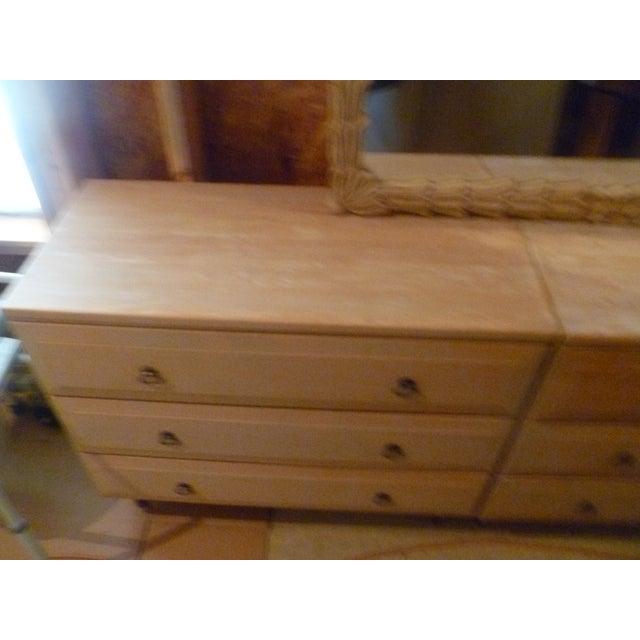 Mid Century Aristo Bilt Rare Wood Dressers Pair Image 9 Of 11