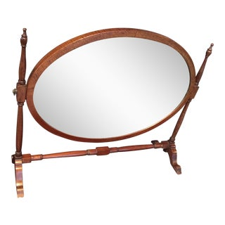 English Dressing Table Mirror