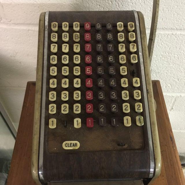 Vintage Paymaster 700 Check Writer - Image 3 of 9
