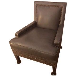 Gray O'Bergere Club Chair