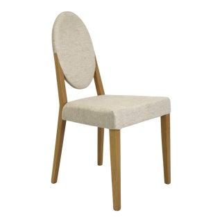 Idealsedia Italian Oval Backed Side Chair
