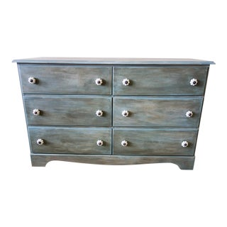 Myers-Spalti Farm Style Chalk Painted Chest of Drawers