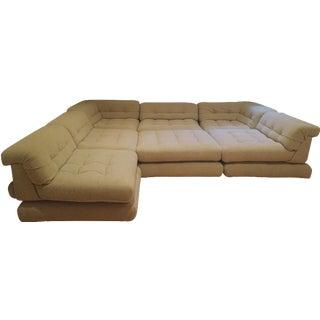 20-Piece Roche Bobois Mah Jong Vintage Hans Hopfer Sofa Set