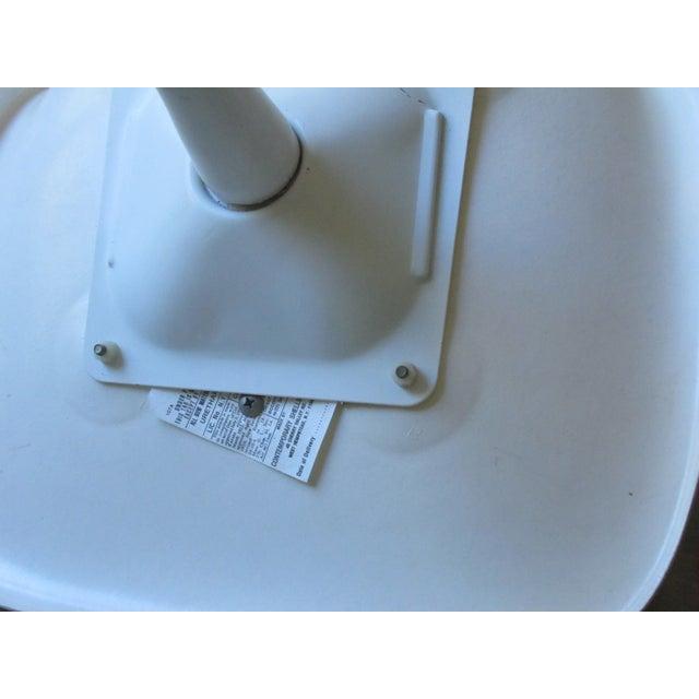 Mid-Century Tulip Burke Dining Swivel Chairs - S/4 - Image 7 of 9