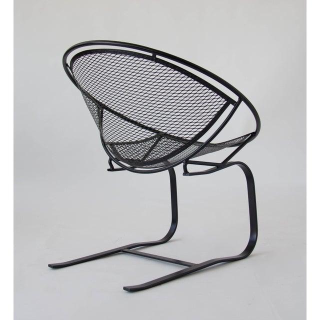 Pair of Salterini Patio Rocking Chairs by Maurizio Tempestini - Image 4 of 8