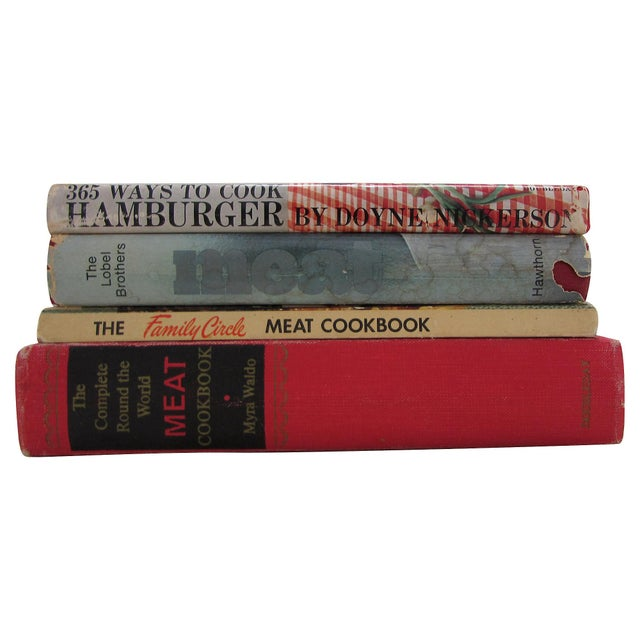 Image of Meat Cookbook Collection - Set of 4