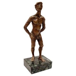 June Roth Small Bronze Sculpture