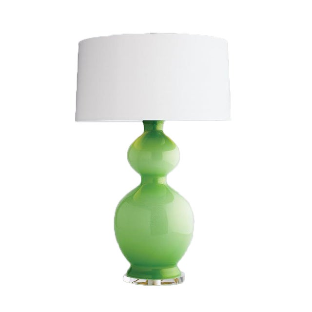 Jan Showers Venetian Series #4 Lamp in Oasis - Image 1 of 3