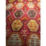 """Image of Bellwether Rugs Vintage Turkish Kilim Rug - 8'8"""" x 11'2"""""""