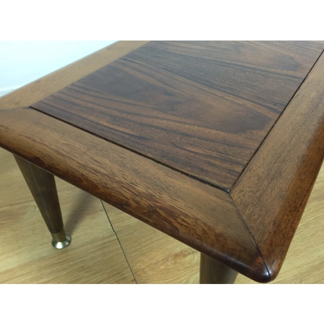 Children's Walnut Table - Image 5 of 5