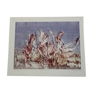 Vintage Mono Print by Paul Crimi
