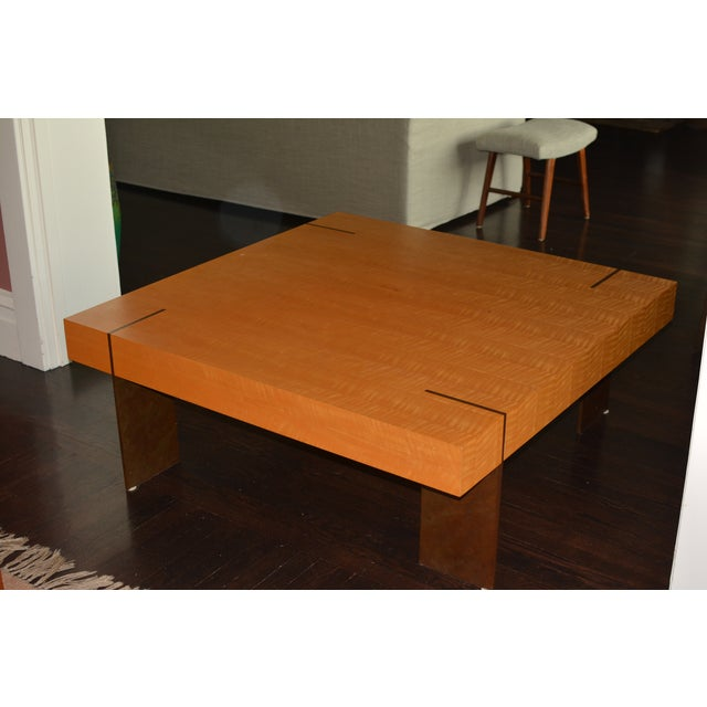 Image of Antoine Proulx Coffee Table Ct-21 French Series
