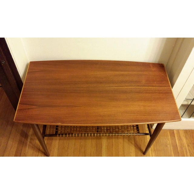 Dux Two - Tier End Tables - A Pair - Image 5 of 8