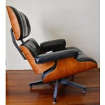 Image of Vintage Herman Miller Rosewood Eames Lounge Chair & Ottoman