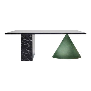 1985 Massimo and Leil Vignelli for Casigliani Italia Kono Table