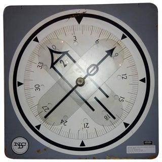Enlarged Radio Magnetic Indicator U.S. Naval Training Aid, circa 1960
