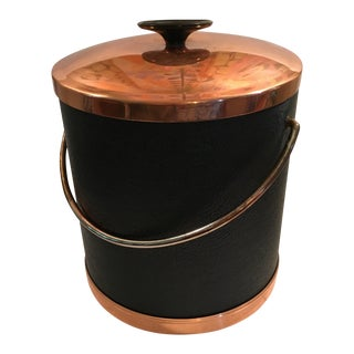 Mid-Century Modern Coppercraft Guild Ice Bucket