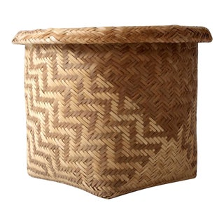 Vintage Indonesian Basket