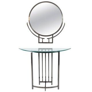 Design Institute of America (DIA) Mirror and Console
