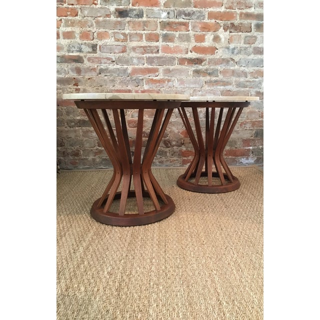 Edward Wormley Side Tables - A Pair - Image 3 of 10