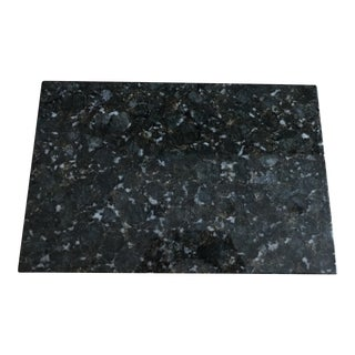Modern Labradorite Granite Serving Slab