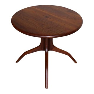 Sculptural Side Table by Sam Maloof