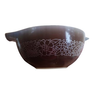 Pyrex Vintage Brown Bowl