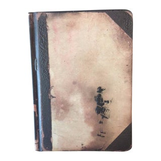 "Sigur Ros ""Rice Boy Sleeps"" Signed Art Book"