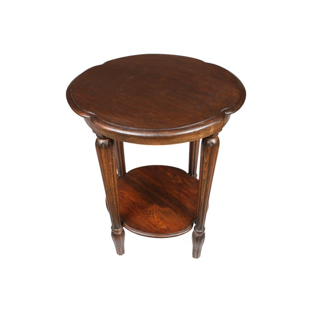 Art Deco End Table - Image 1 of 4