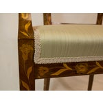 Image of 1920's French Armchair With Inlay