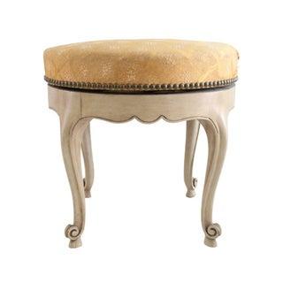 Louis XV Style French Vanity Stool
