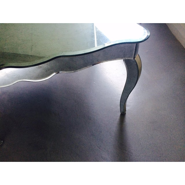 Drexel Mirrored Coffee Table - Image 8 of 10
