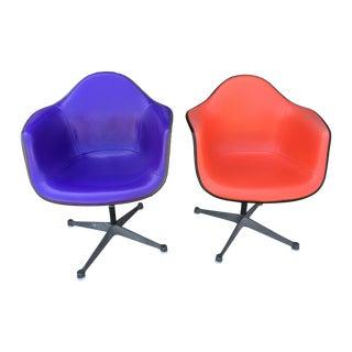 Herman Miller La Fonda Chairs - A Pair