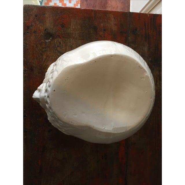 White Owl California Pottery Planter - Image 8 of 9